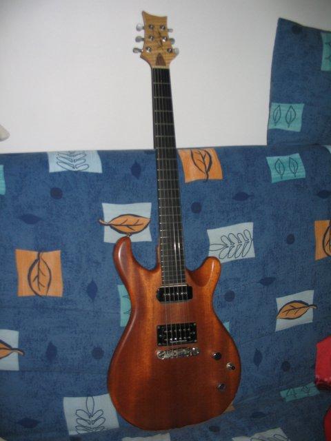 guitare xavier petit